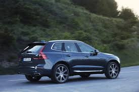 volvo jeep 2006 2018 volvo xc60 first drive review motor trend