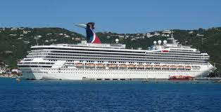 carnival glory cruise ship profile
