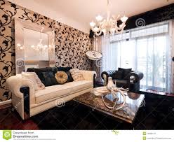 luxury modern living room royalty free stock image image 12466116