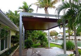 Modern Miami Furniture by Enchanting Home Exterior With Pergola Roof Covering Benefits