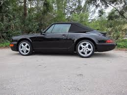 porsche 964 cabriolet 1991 porsche 911 carrera 2 964 convertible for sale