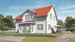 rosenholm self build kit home from sweden house plans