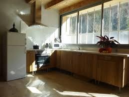 cuisine de 16m2 gîte