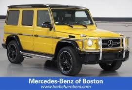 mercedes benz jeep 2016 yellow mercedes benz suv for sale in