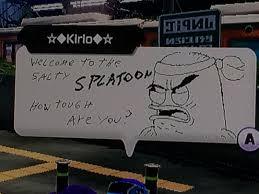 How Tough Am I Meme - how tough am i splatoon know your meme