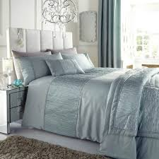 Diy King Duvet Cover Super King Size Duvet Cover Bed Set Sahara Duckegg Faux Silk