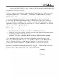 Cover Letter Sample Executive Assistant Resume Review Letter Sample Of Journal Literature Review Sample