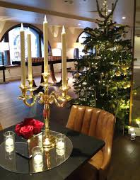 christmas party venue in central london banking hall