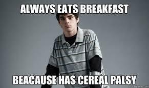 Walt Jr Breakfast Meme - memes walter jr breakfast memes pics 2018