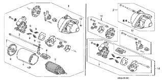 honda crv parts 2004 honda store 2004 crv starter motor mitsuba parts