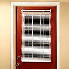 micro blinds for windows amazon com magne blind aluminum magnetic mini blind 25wx68 1 2l