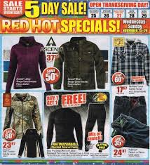 bass pro shops black friday 2016 ad thanksgiving deals on
