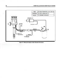 accel hei distributor wiring diagram chevy to small cap fordline for