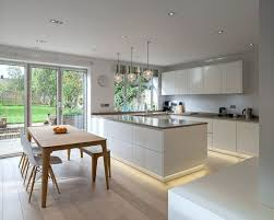 interiors of kitchen the 25 best contemporary kitchen designs ideas on