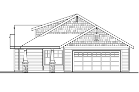 Blueprint House Plans by Bungalow House Plans Strathmore 30 638 Associated Designs