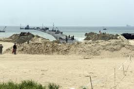 combined joint logistics over the shore exercise begins u003e united