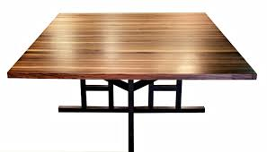 Custom Dining Room Tables by Devos Custom Woodworking Custom Contemporary Eclectic Tables
