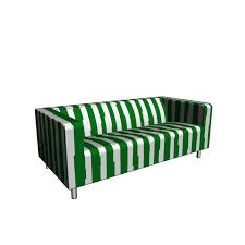 klippan sofa bezug klippan loveseat randen green design and decorate your room in 3d