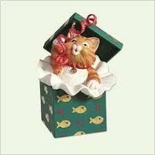 2003 mischievous kittens 5th hallmark ornament at ornament mall
