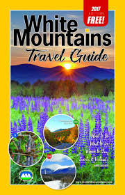 Mountains In Usa Map by White Mountains Guides And Maps