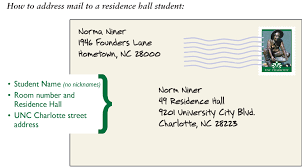 mail u0026 package services auxiliary services unc charlotte