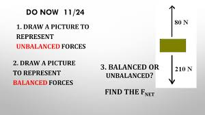 Balanced Forces Worksheet Forces Page 41 On Your Notebook Ppt Download