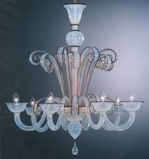 White Murano Chandelier by Murano Glass Chandelier The Opaline Look Sean Wants For Over The