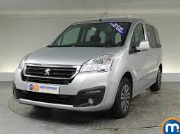 peugeot partner tepee used peugeot partner tepee for sale second hand u0026 nearly new cars