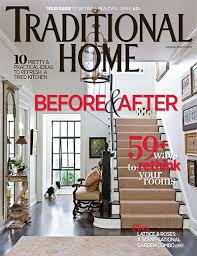 home interior magazines subscribe to traditional home magazine