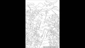 chronicles narnia colouring pages kids colouring game