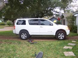 nissan armada light bar running board removal very easy nissan armada forum armada