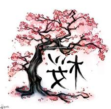 japanese cherry blossom tree tattoos design pictures
