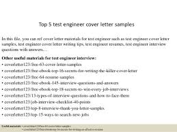 Testing Resume Pos Tester Cover Letter