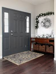 Interior Entry Doors Painted Interior Front Door Giveaway How To Nest For Less