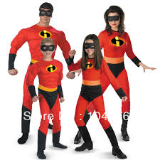 online get cheap the incredibles superhero costume aliexpress com