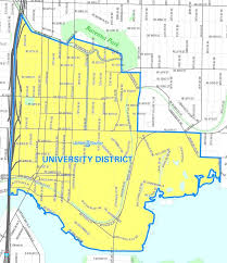 seattle map by district file seattle district map jpg wikimedia commons
