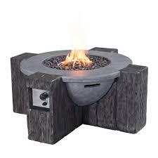 zuo modern 100414 hades propane fire pit lowe u0027s canada