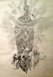 native american indian sacred u201csoul tapestry u201d tattoo design
