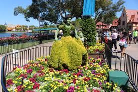 file epcot flower u0026 garden festival snow white 02 jpg wikimedia