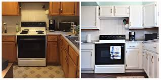 you won u0027t believe that this kitchen renovation only costs 100