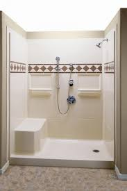Bathroom Shower Chair Seat Shower Seating Design Ideas Luxury Bathrooms Tierra Este