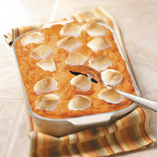 pineapple sweet potato casserole with marshmallows recipe taste