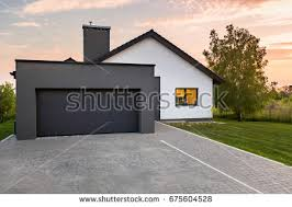 House With Garage House Garage Stock Images Royalty Free Images U0026 Vectors
