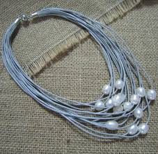 big fashion pearl necklace images China new design pearl jewellery big pearl necklace pearl jpg