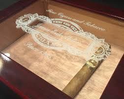 engravable box cigar box etsy