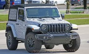 jeep wrangler pics the best look yet at the jl jeep wrangler two and four door