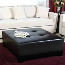 extra large ottoman coffee table large leather ottoman furnitureblack round ottoman coffee table