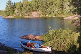 Eels Lake Cottage Rental by Long Lake Campsite Picture Of Kawartha Highlands Provincial