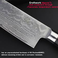 vg10 kitchen knives aliexpress com buy haoye damascus chef knife japanese vg10 super