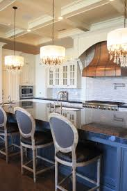 Blue Kitchen White Cabinets 76 Best Kitchens Images On Pinterest Kitchen Dream Kitchens And